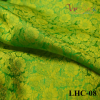 lụa tơ tằm họa tiết hoa cúc 8